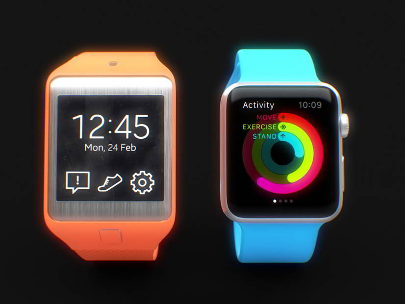 Apple Watch Samsung Galaxy Gear
