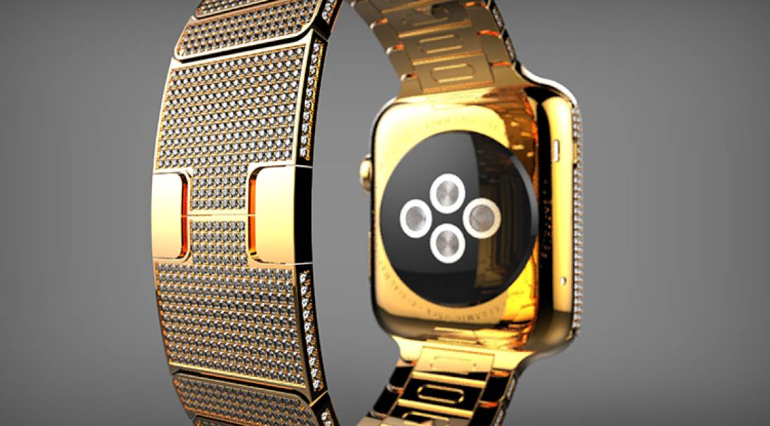 Apple Watch aur 115.000 dolari 2