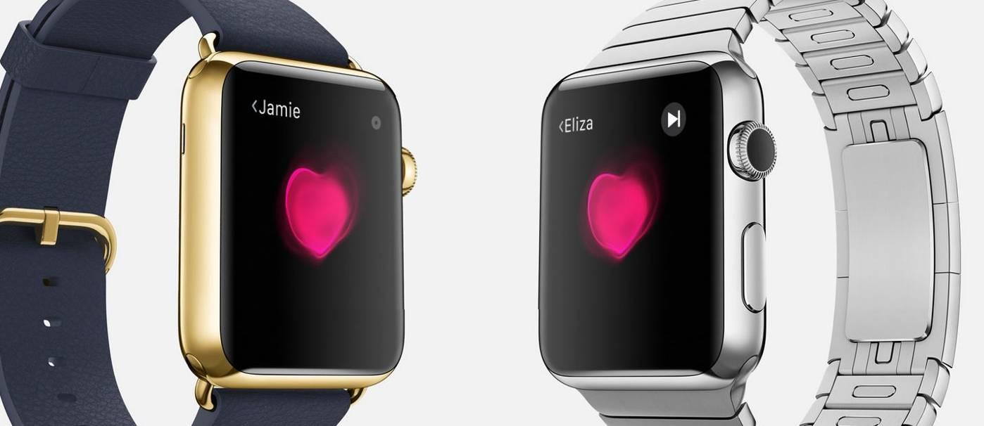 Apple Watch autonomie baterie