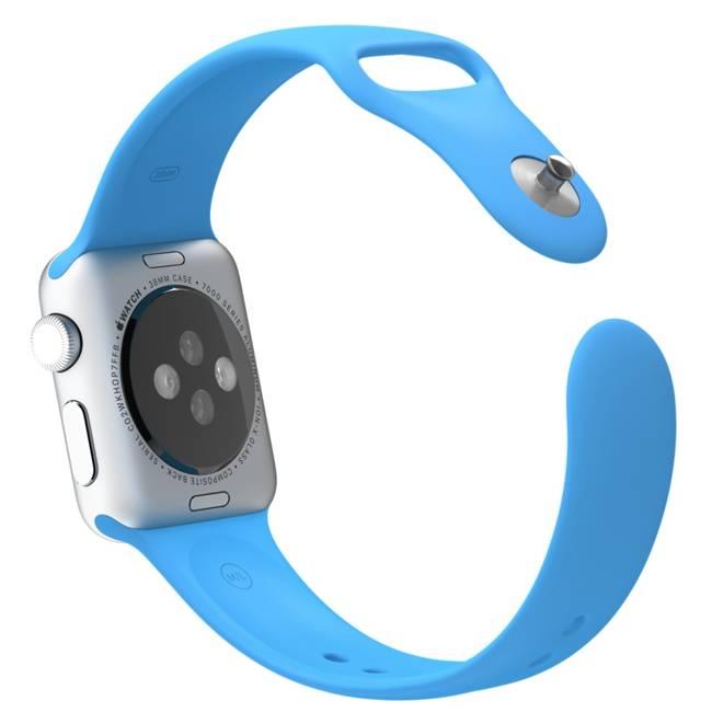 Apple Watch Sport bratara fluorelastomer
