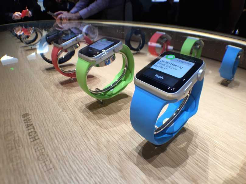 Apple Watch bratara incarcare inductie
