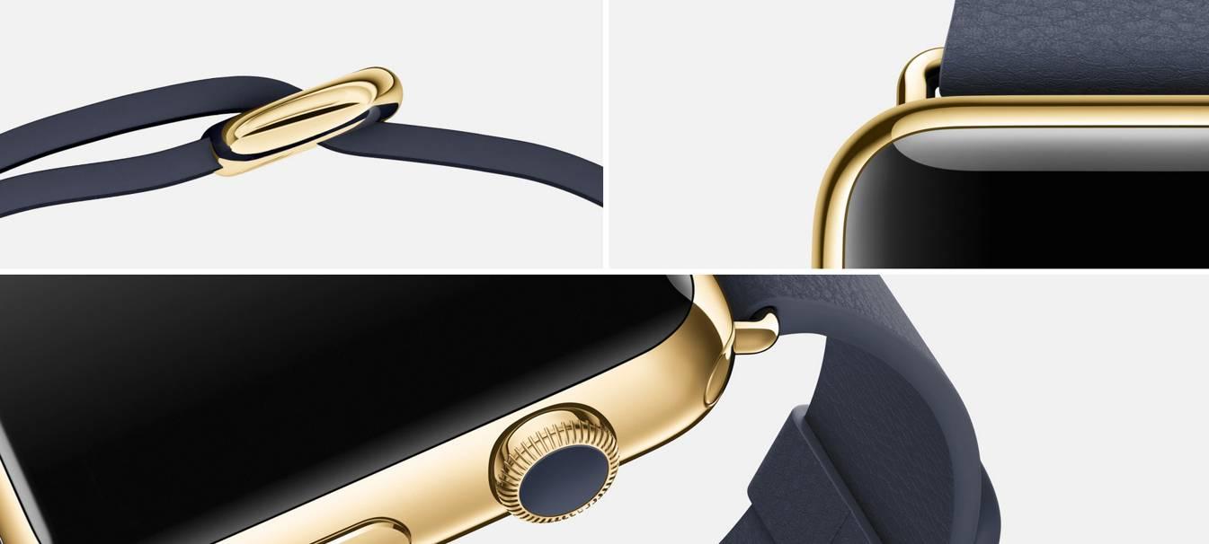 Apple Watch din aur