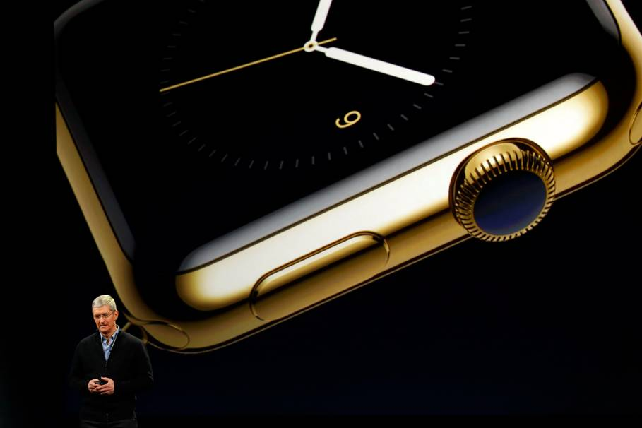 Apple Watch elegant