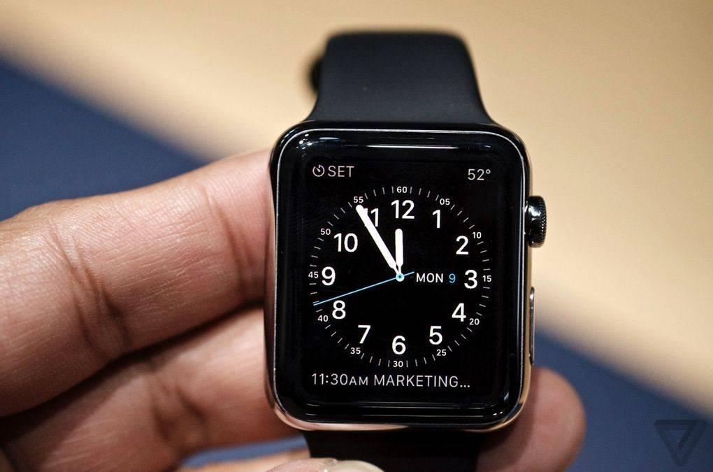 Apple Watch fata