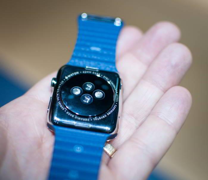 Apple Watch gravare