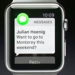 Apple Watch noutati