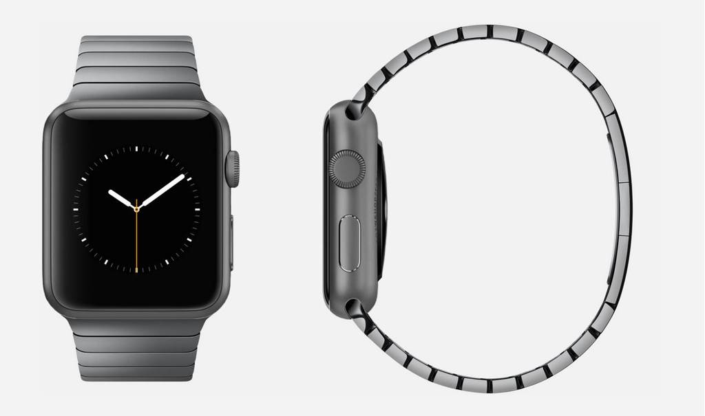 Apple Watch platina