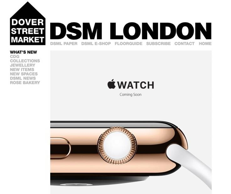 Apple Watch prezentare magazine