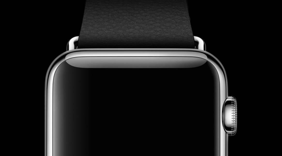 Apple Watch safir