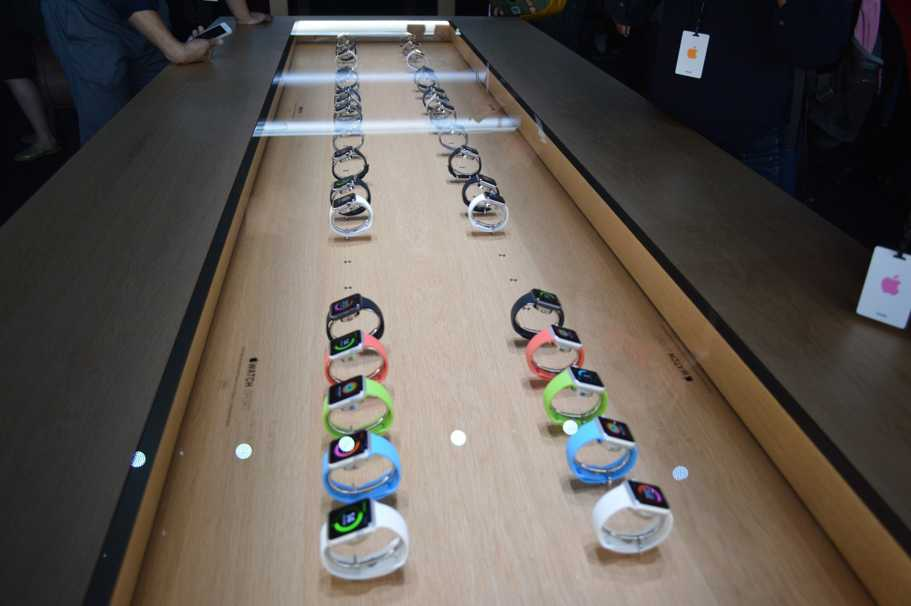 Apple Watch-uri mese