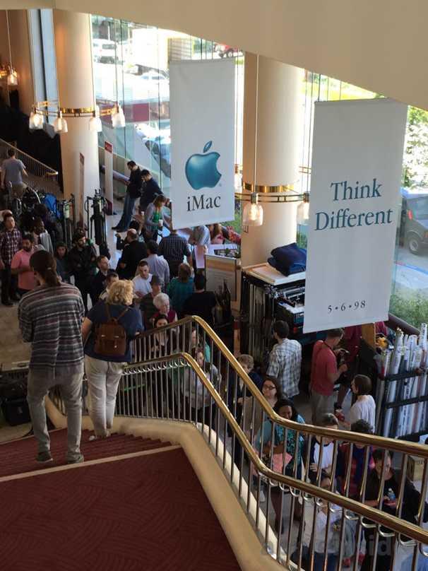Apple imac stevejobs