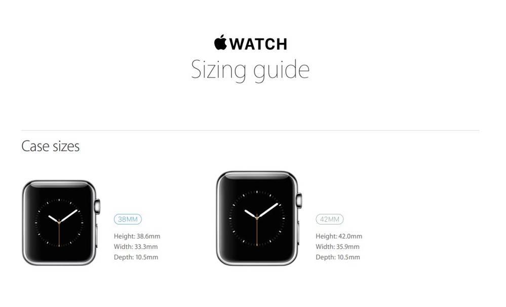 Apple model pentru mana