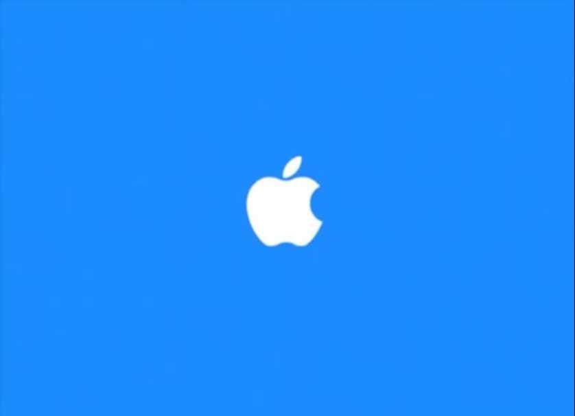 Apple reclame iPod