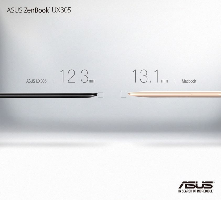 Asus atac macbook retina 12 inch