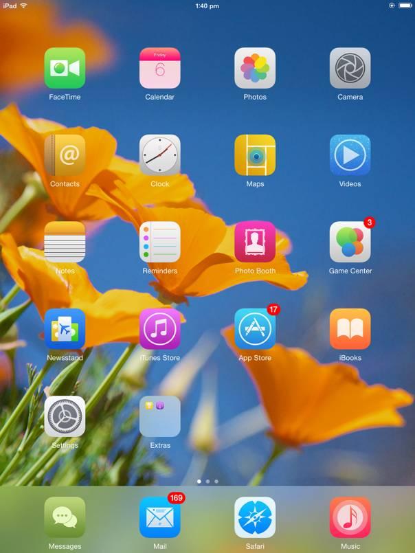 Avier 8 iPad