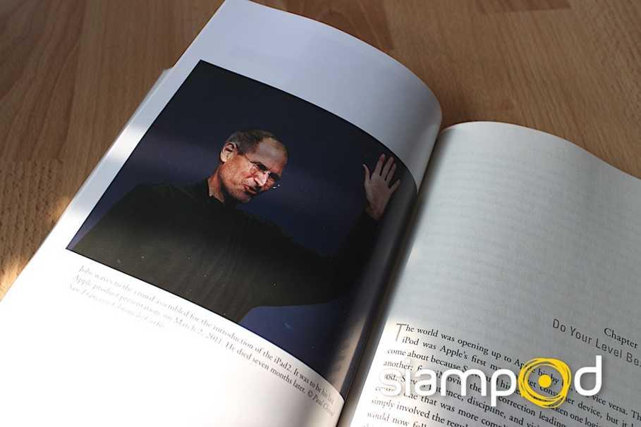 Becoming Steve Jobs carte
