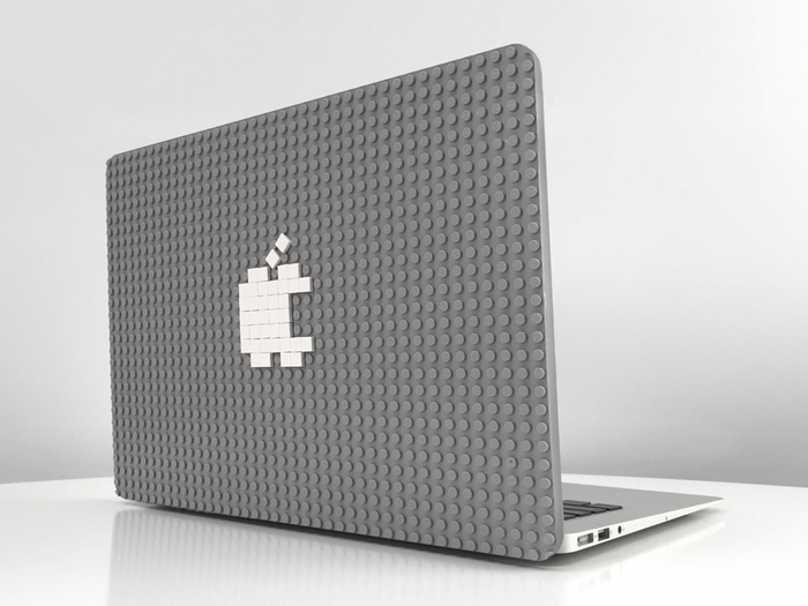 Brik carcasa Lego Mac