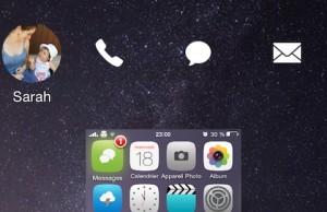 ContactSlider (iOS 7)