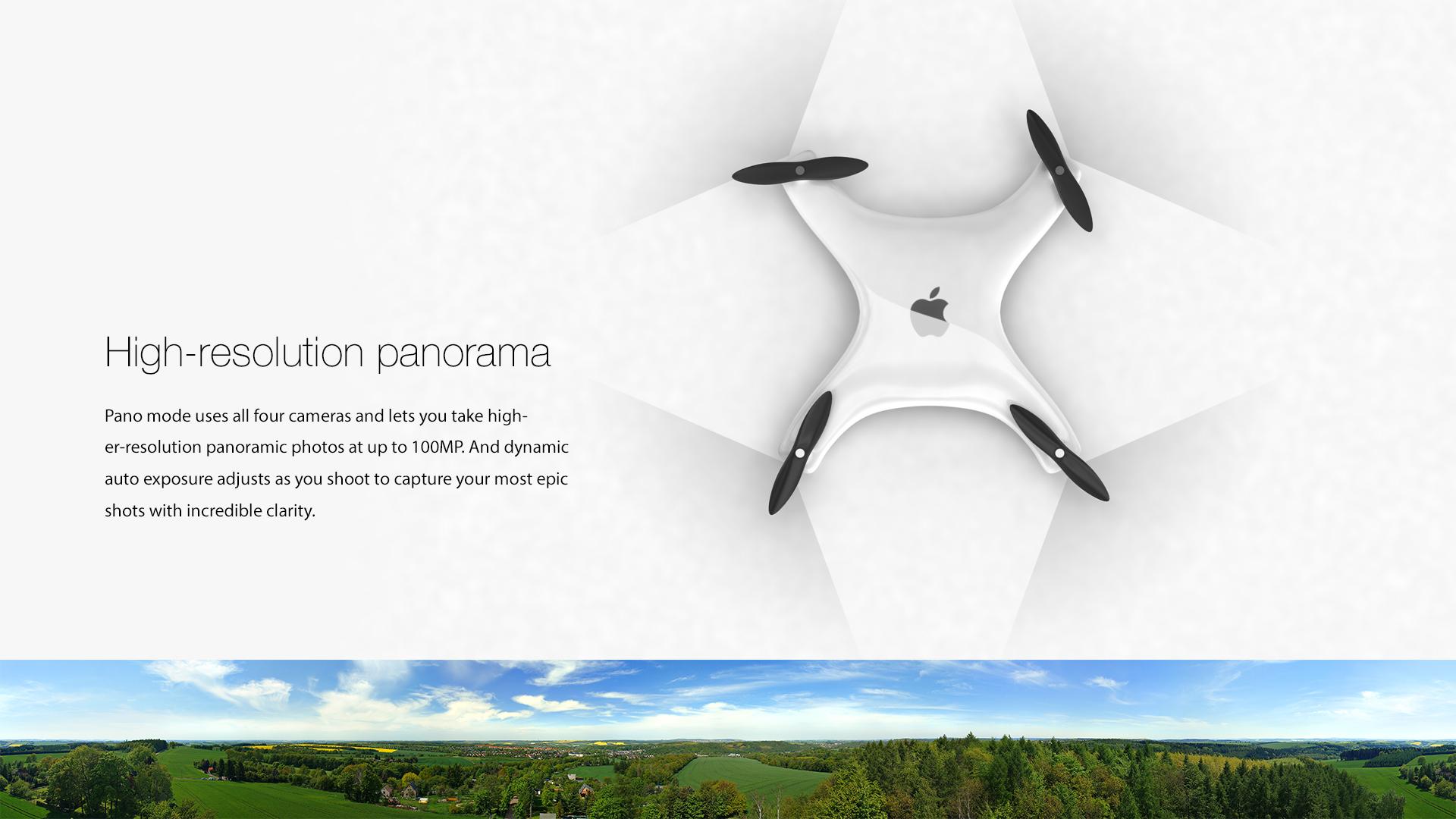 Drona Apple 3