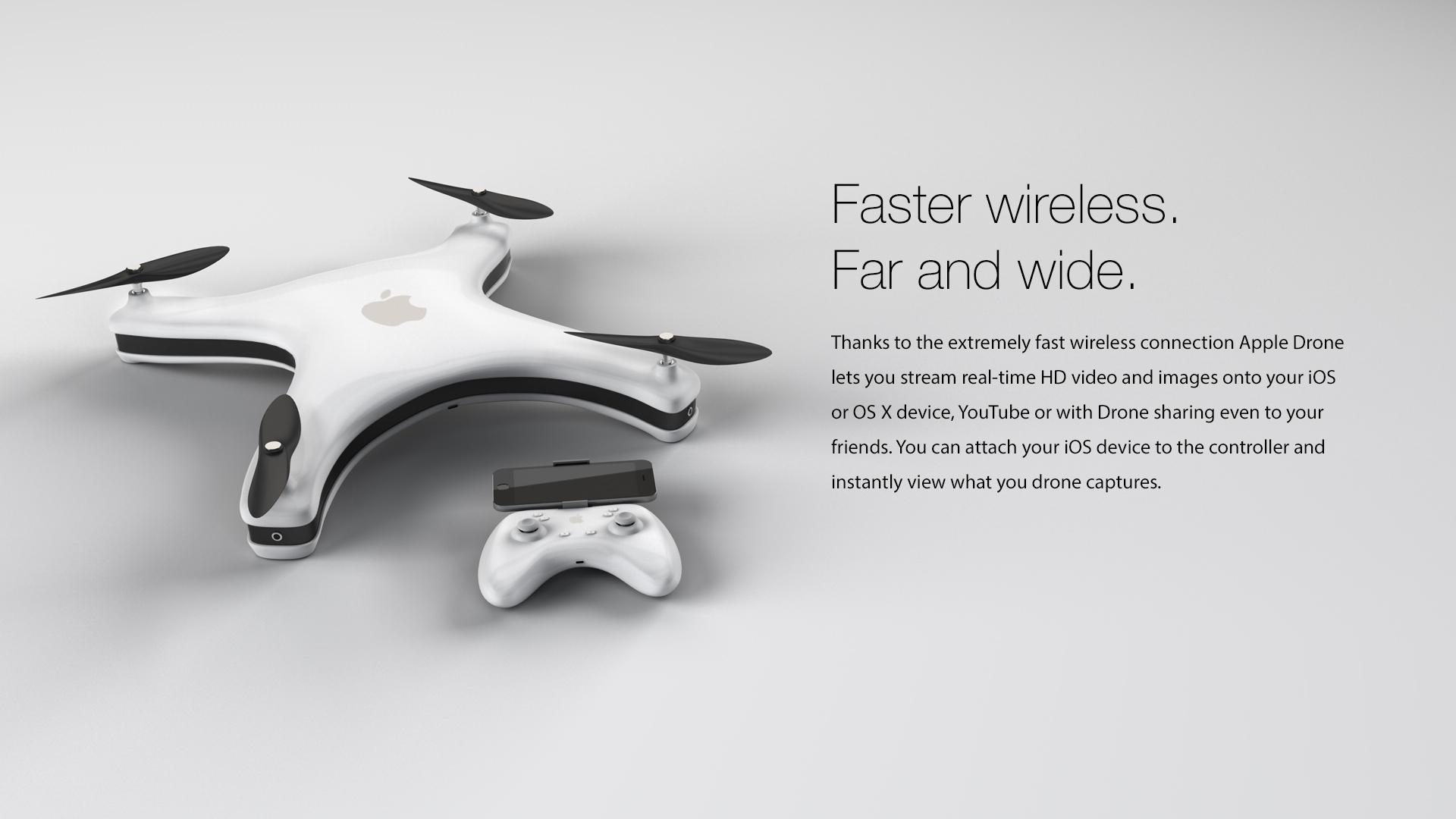 Drona Apple 4
