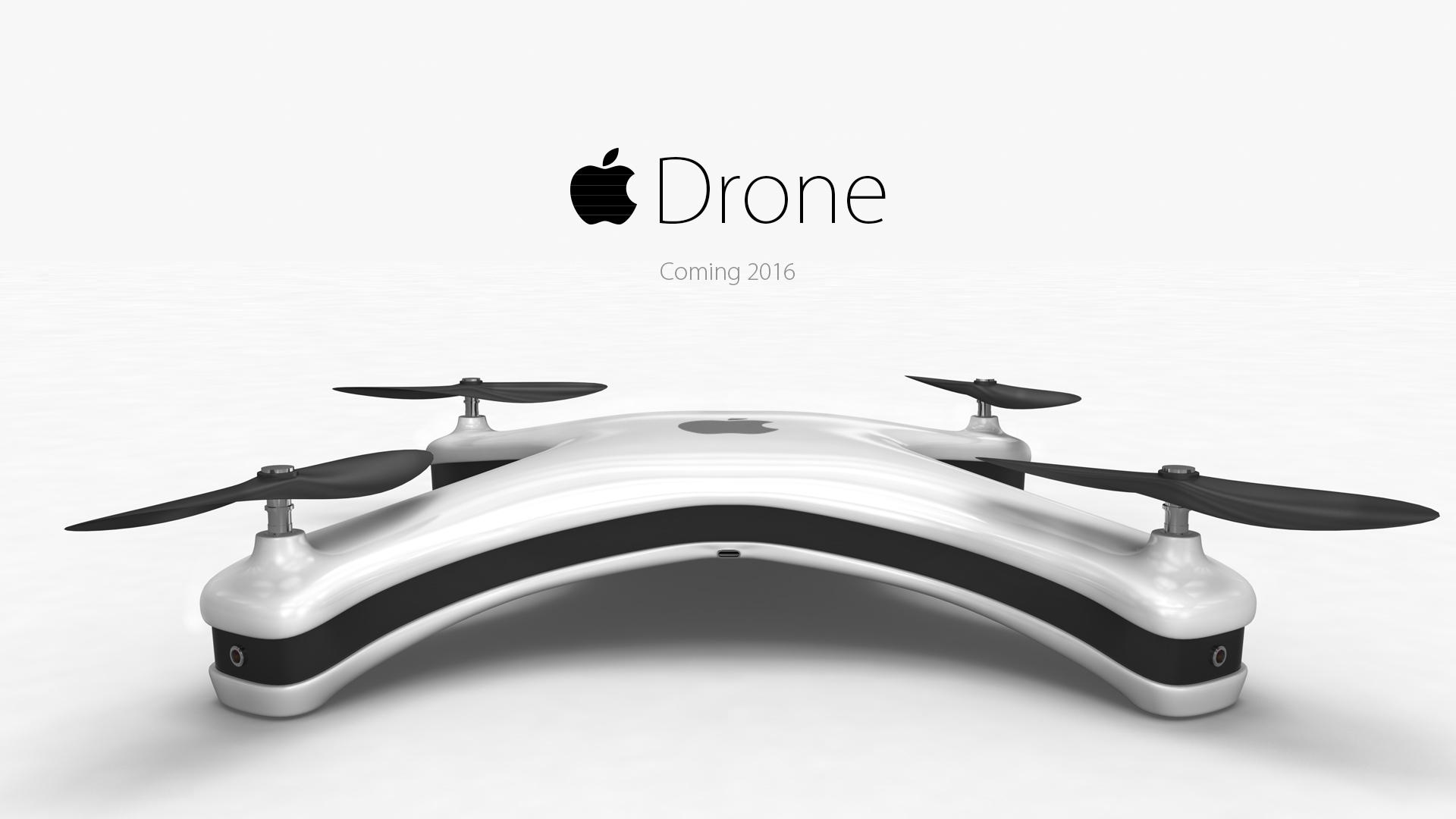 Drona Apple