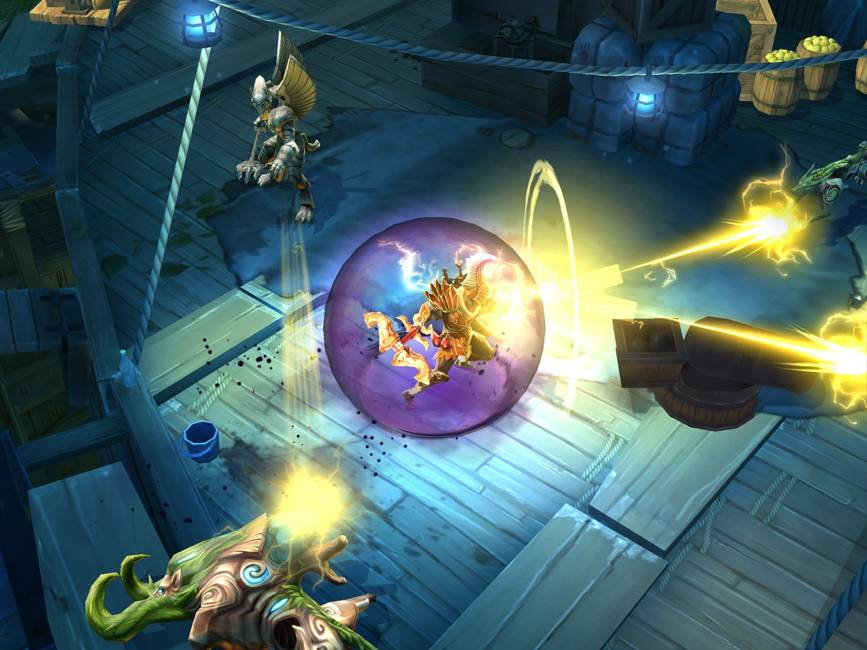 Dungeon Hunter 5 iPad