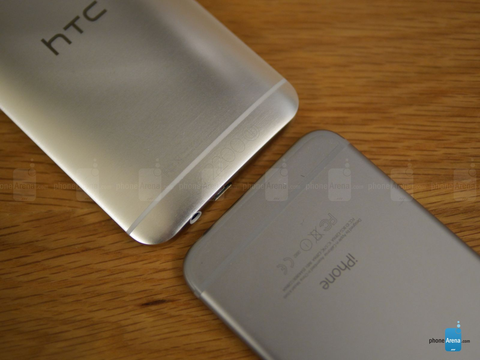 HTC ONE M9 IPHONE 6 comparatie 12
