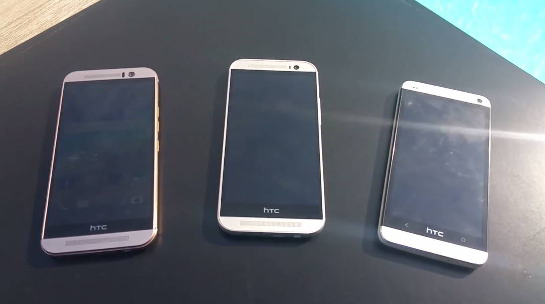 HTC ONE M9 PREZENTARE HANDS-ON