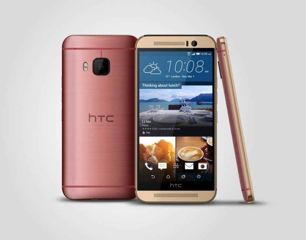 HTC ONE M9 imagini oficiale 3