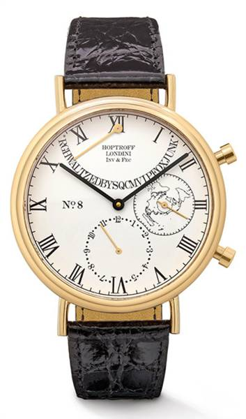 Hoptroff smartwatch