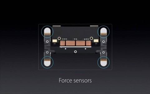 MacBook 12 inch force touch