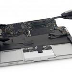 MacBook Air 2015 dezasamblare 1
