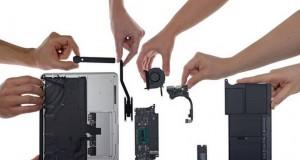 MacBook Air 2015 dezasamblare