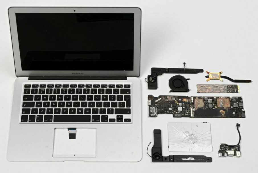 MacBook Air opera de arta