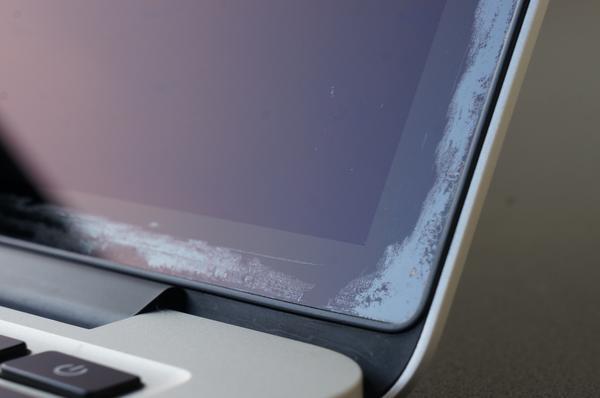 MacBook ecran anti-reflexie 1
