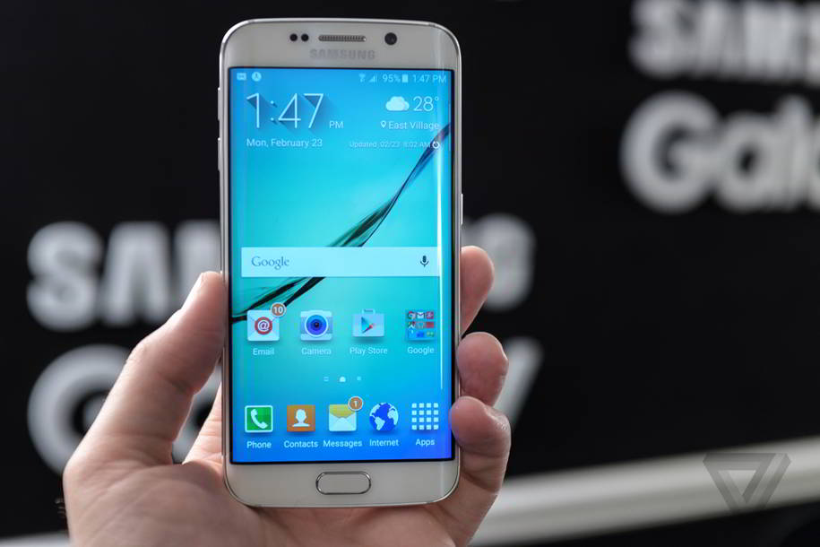 SAMSUNG GALAXY S6 EDGE IMAGINI OFICIALE featured