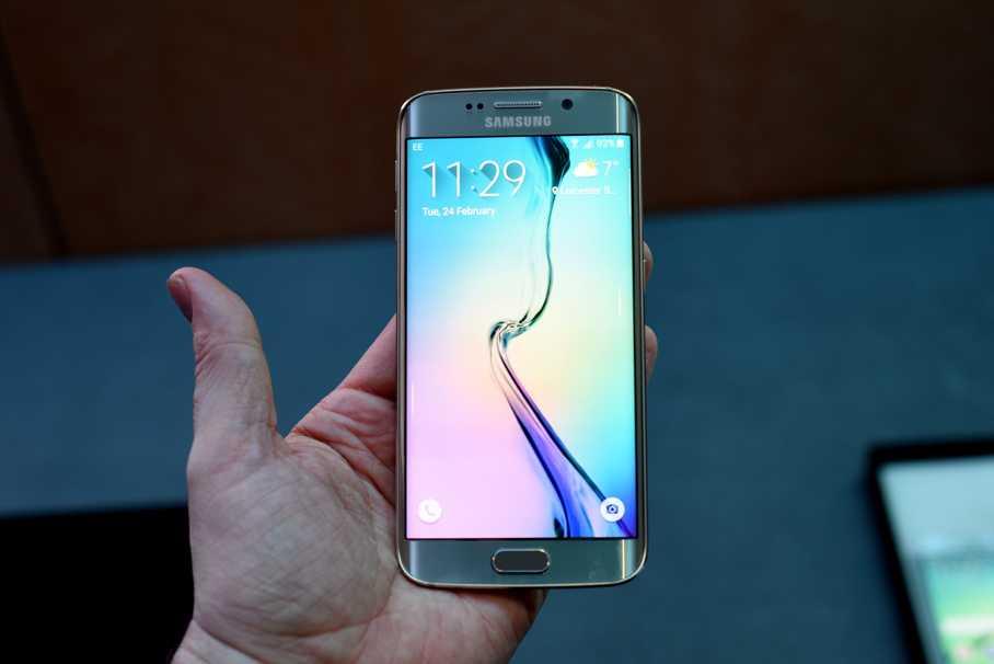 Samsung Galaxy S6 Edge hero