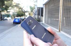 Samsung Galaxy S6 Edge rezistenta