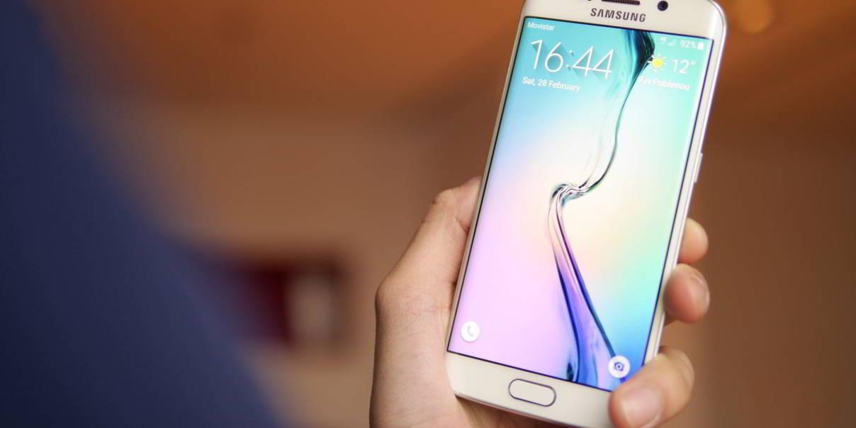 Samsung Galaxy S6 cititor amprente