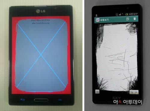 Samsung Galaxy S6 si Samsung Galaxy S6 Edge problema ecran 1