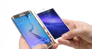 Samsung Galaxy S6 vs iPhone 6 citire amprenta deblocare