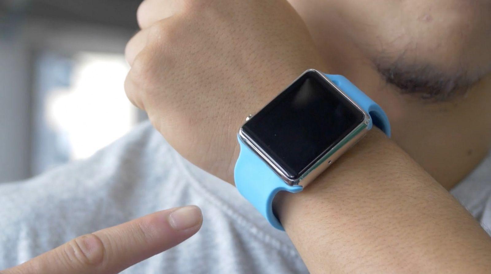 Smart Watch clona Apple Watch 2