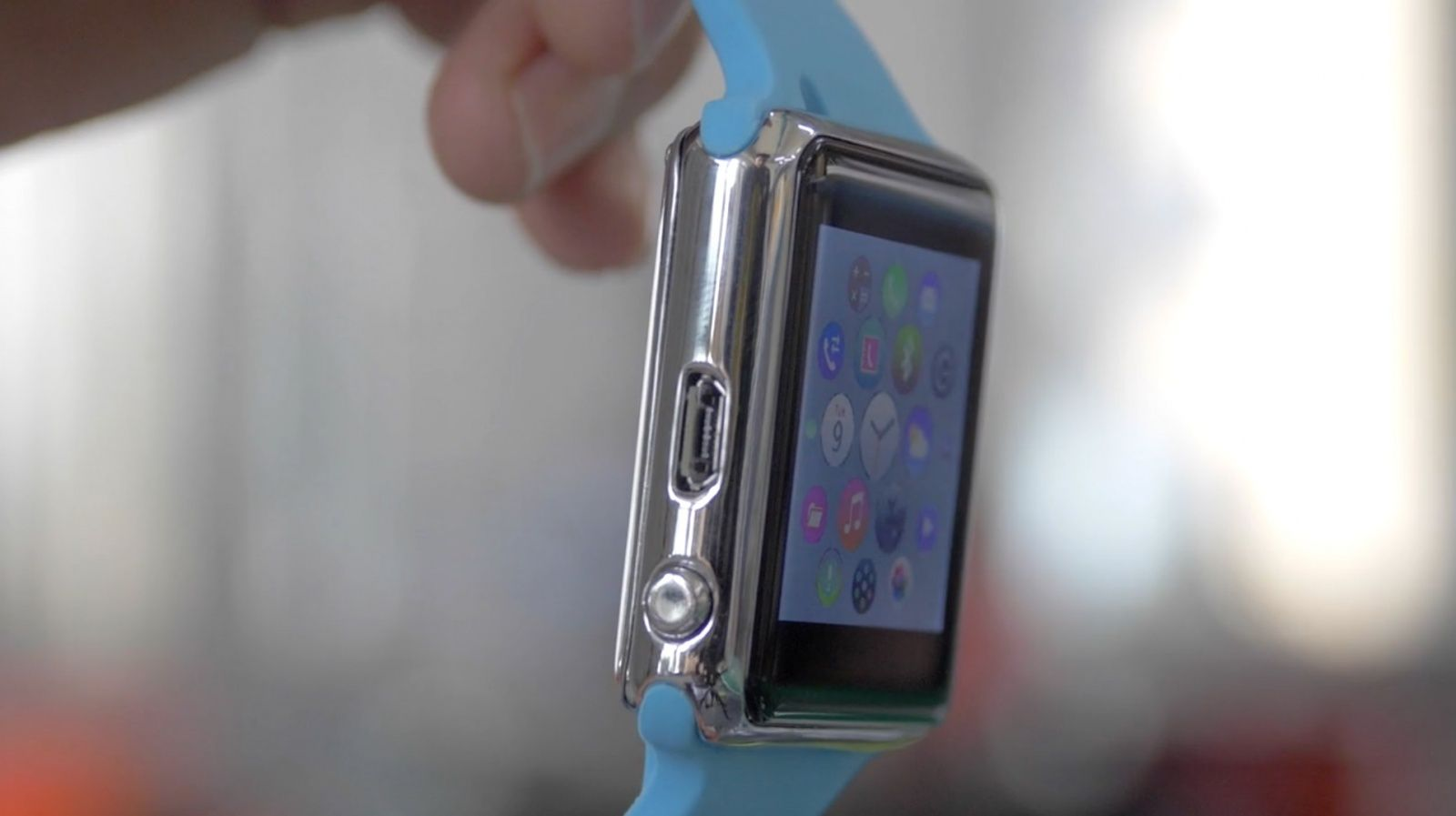 Smart Watch clona Apple Watch 3
