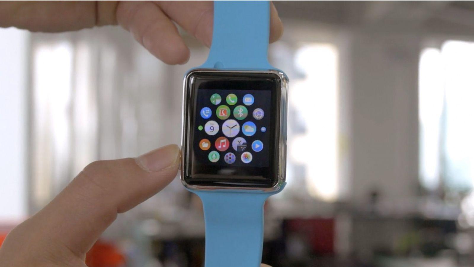 Smart Watch clona Apple Watch 5