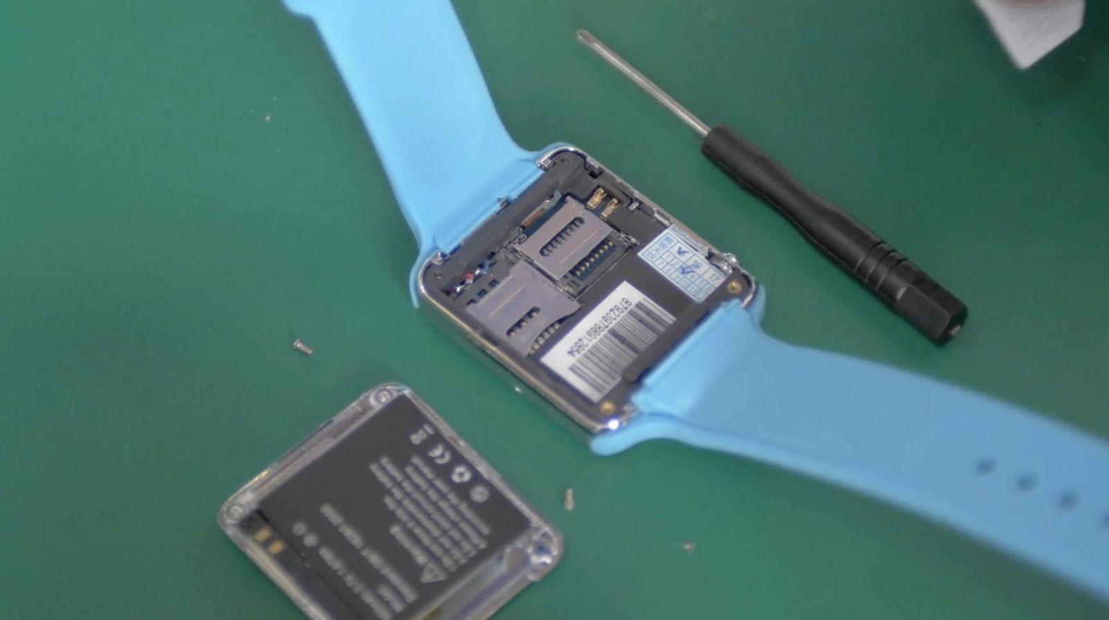 Smart Watch clona Apple Watch 6