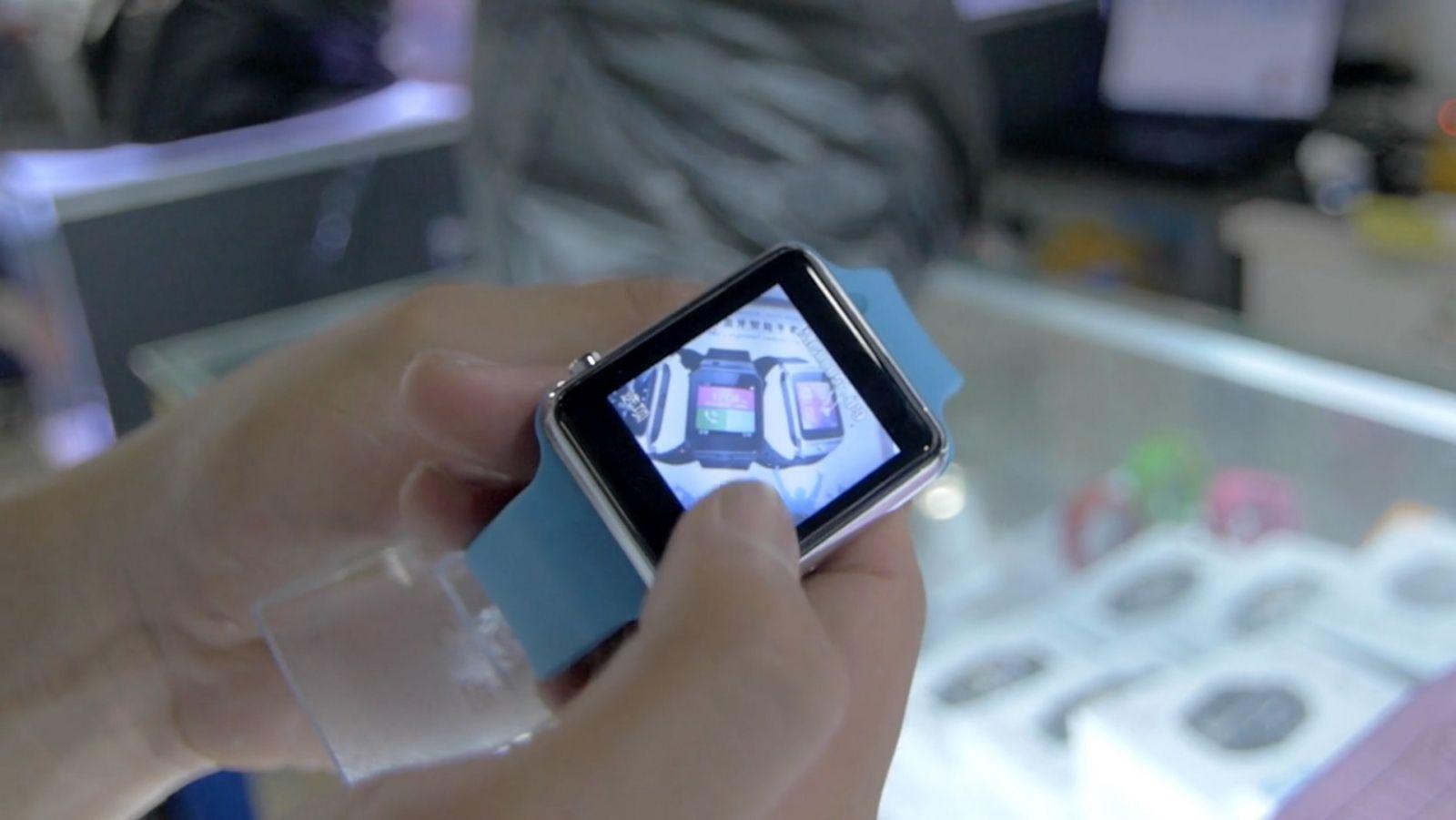 Smart Watch clona Apple Watch 7