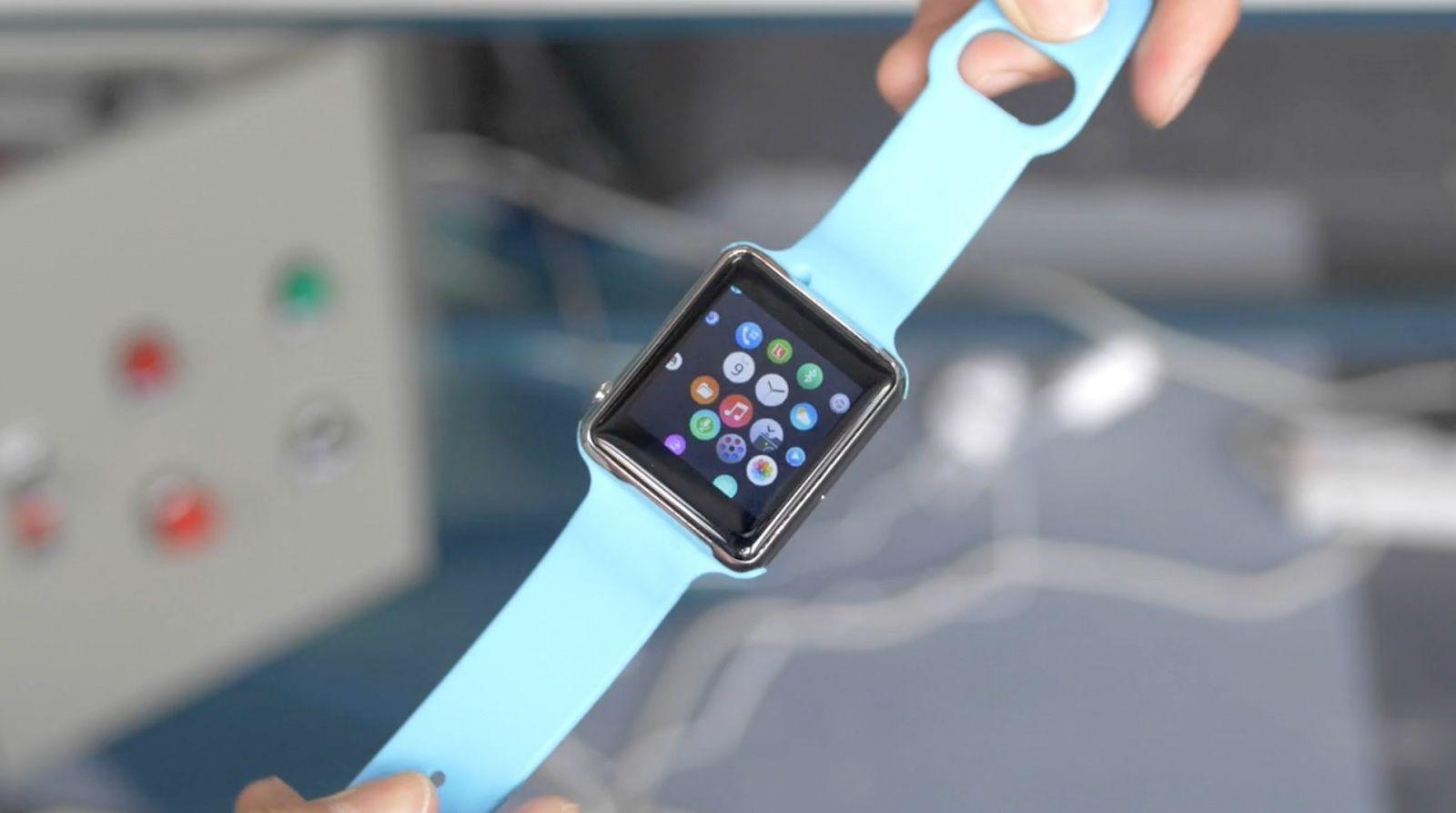 Smart Watch clona Apple Watch