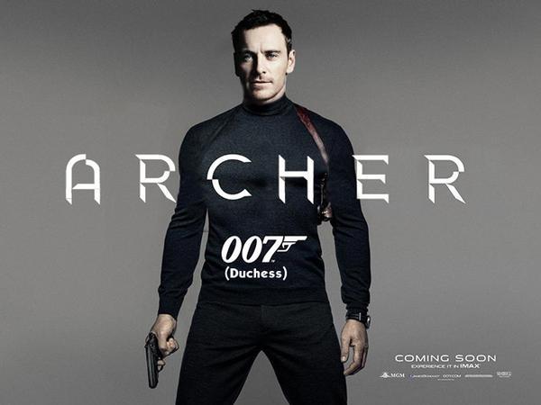 Spectre James Bond 2