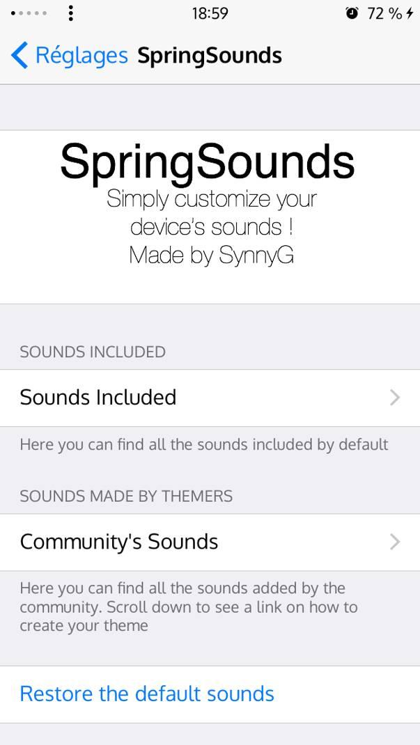 SpringSounds