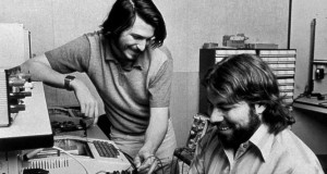 Steve Jobs Steve Wozniak tineri